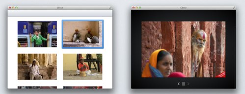 Glisse js  a simple responsive and fully customizable jQuery photo viewer